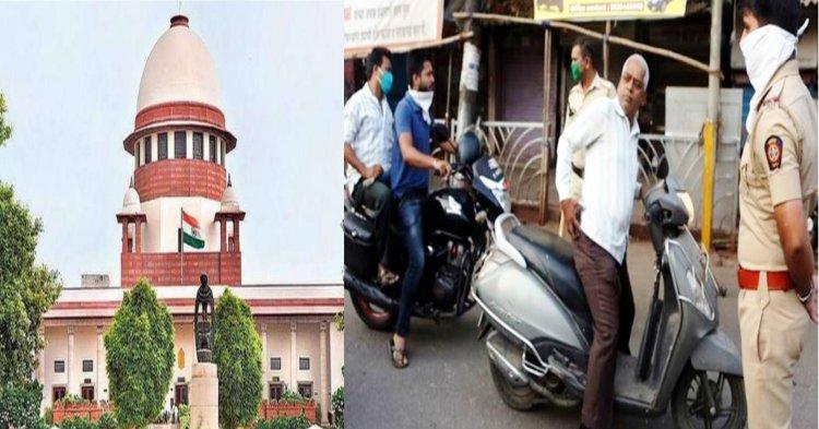 ગુજરાત સરકારે માસ્કના નામે ઉઘરાવેલી રકમનો  આંકડો જાણી સુપ્રીમ કોર્ટ પણ ચોંકી ગઈ, લીધો ઉધડો