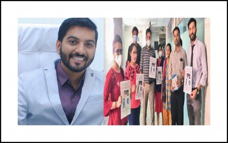 અમદાવાદ : બાપુનગરના ડોકટરે શરૂ કર્યું નશા મુક્તિ અભિયાન : અનોખી રીતથી કરે છે ઉપચાર