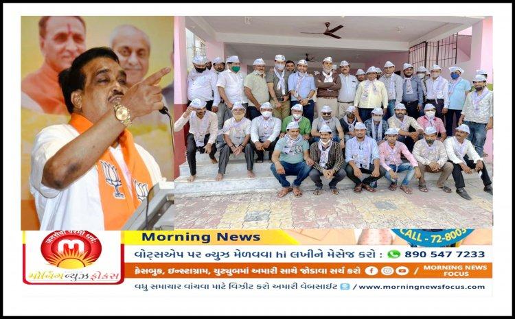 સુરત : CM કેજરીવાલની ગુજરાત મુલાકાત પૂર્વે સી.આર.પાટીલને મોટો ઝટકો, AAP એ કરી કમાલ