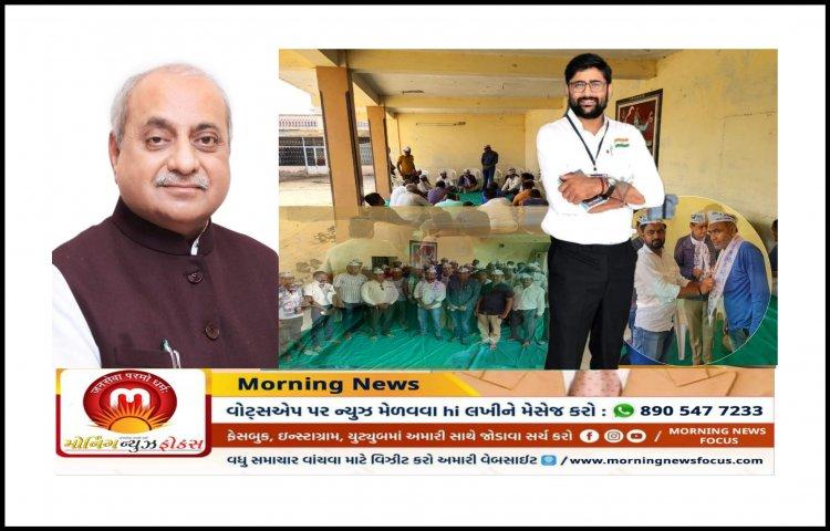 કેજરીવાલની ગુજરાત મુલાકાત બાદ Dy. CM નીતિન પટેલના ગઢ માં AAP નો ડંકો વાગ્યો, ભાજપ માટે આઘાતજનક સમાચાર
